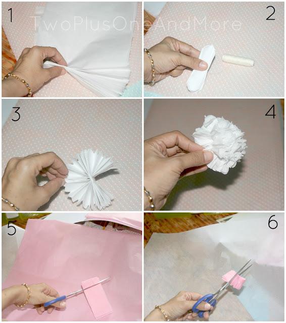 Cara Membuat Bunga Kertas Yang Cantik dan Simple