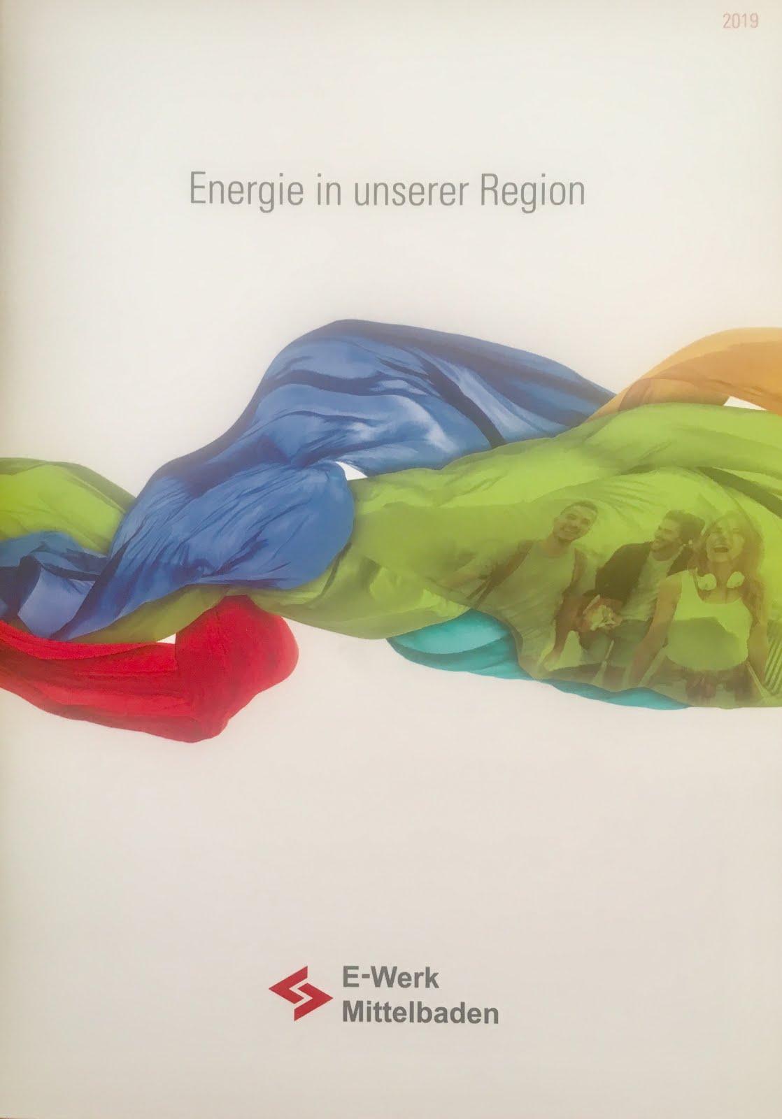 ENERGIE IN UNSERER REGION