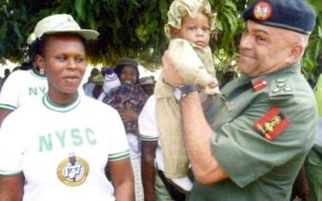 Baby corps member in Bauchi!!!!
