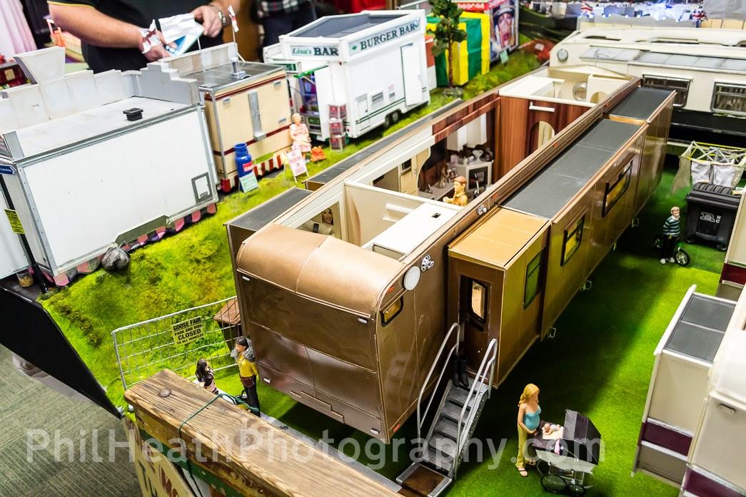 Long Eaton Model Show, November 2014