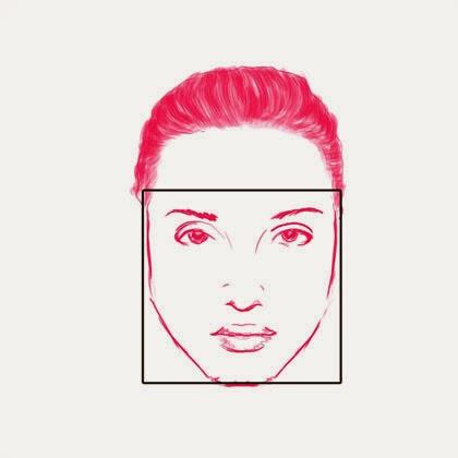 Bagi wanita yang memiliki bentuk wajah persegi 3986e8f936