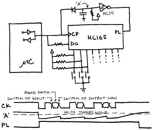 electronics for bharat  economic shift register interfacing