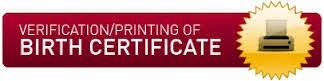 salem corporation birth certificate  & death certificate