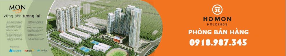 Chủ đầu tư chung cư Mon Central 29 Láng Hạ - HD Mon Holdings