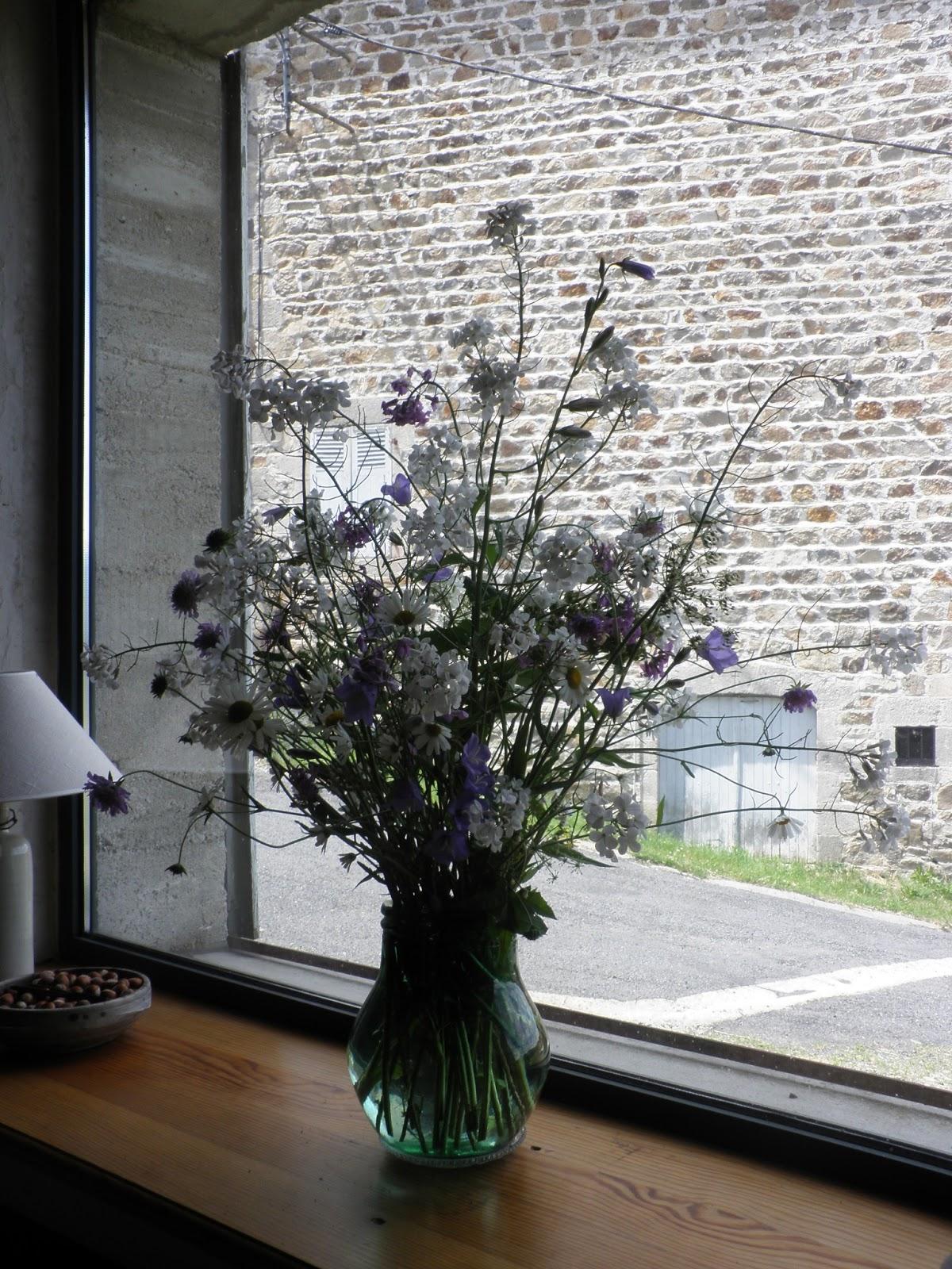le jardin des simples fleurs de jardin fleurs des champs. Black Bedroom Furniture Sets. Home Design Ideas