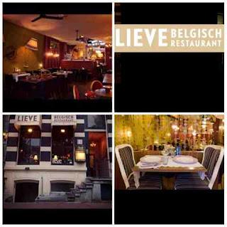 Glutenfree Restaurant Lieve Amsterdam