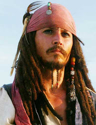 Johnny Deep (Piratas del Caribe)