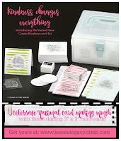 September Create Kindness Card Kit