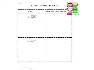 math worksheet : singapore math long division worksheets  educational math activities : Teaching Long Division Worksheets