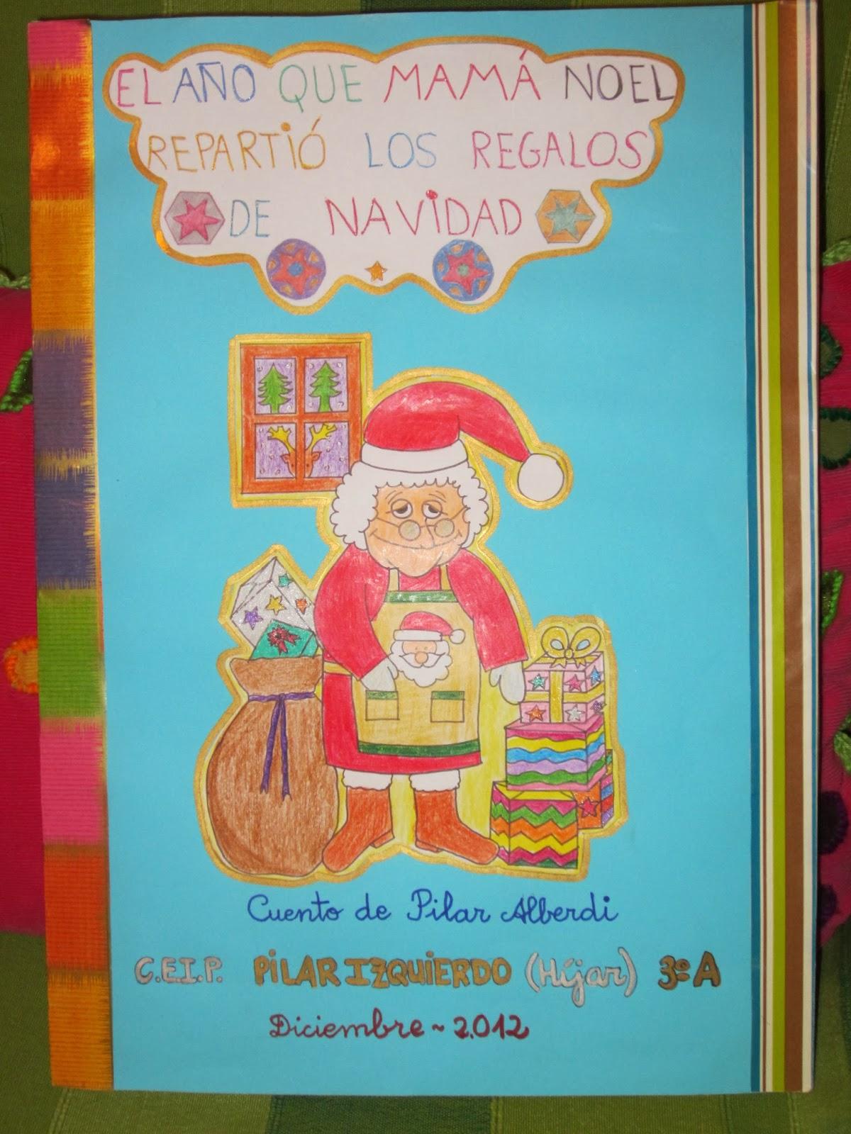 Lapicero m gico el a o que mam noel reparti los regalos - Regalos navidad mama ...
