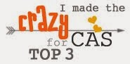 16 nov. Top 3 Crazy for Cas