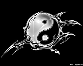 yinyang tribal