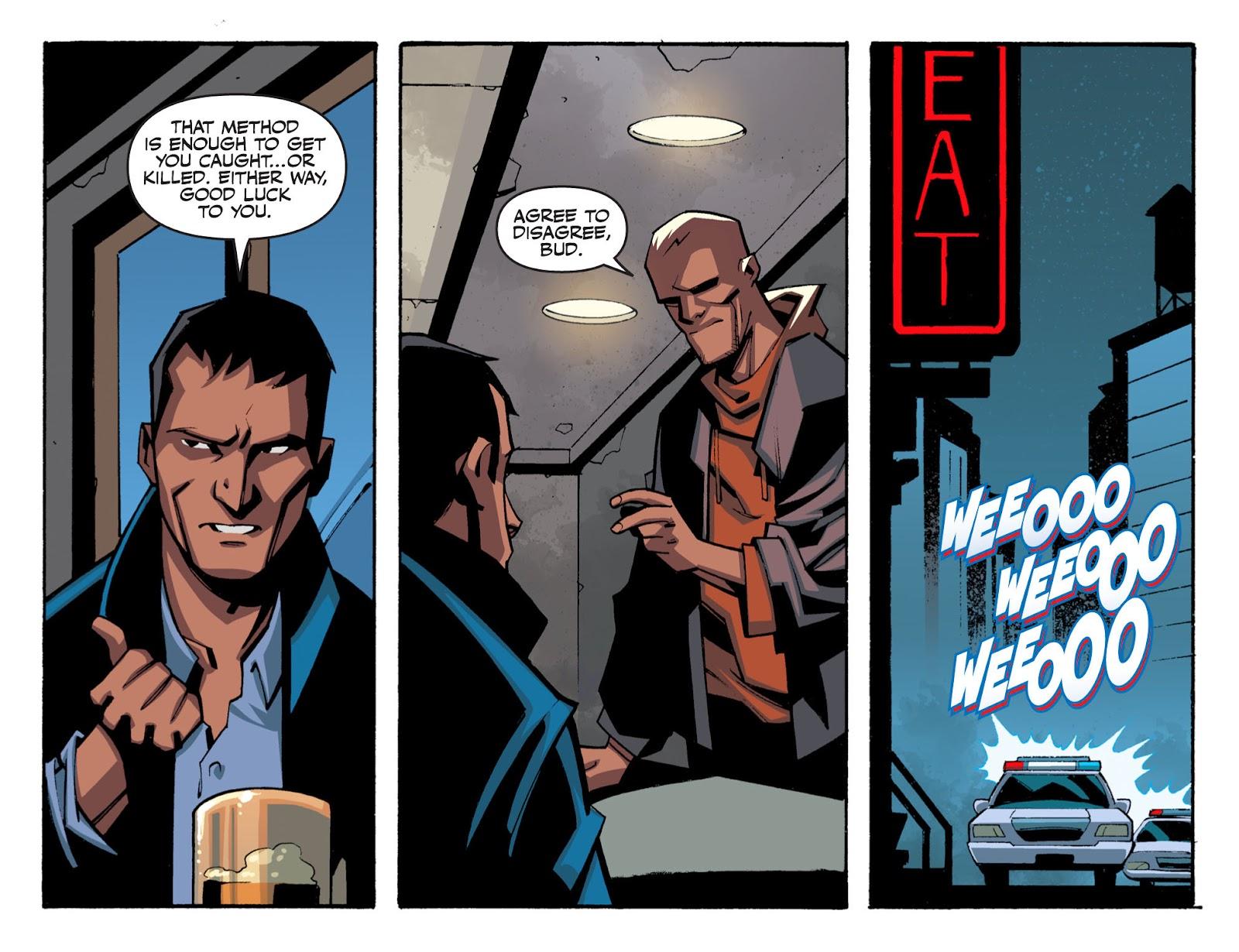 The Flash: Season Zero [I] Issue #21 #21 - English 15