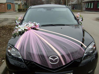 Car Decorations For Weddings