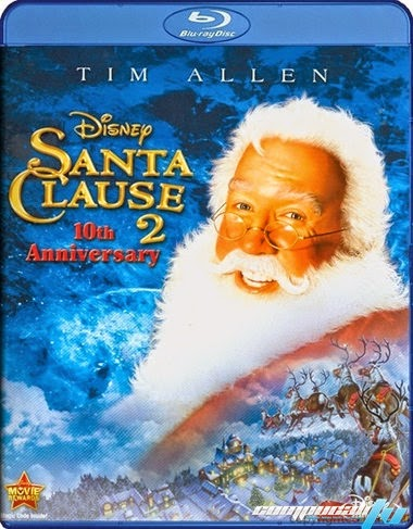 Santa Clausula 2 (2002) HD 1080p Latino