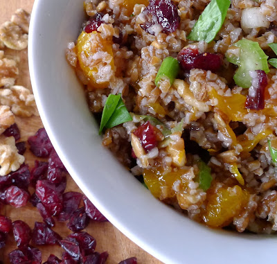 Bulgur Wheat Salad Recipe