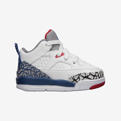 Jordan Son Of Mars Low Toddler Boys' Shoe # 599928-106