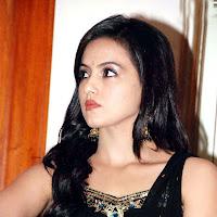 Sana khan at an event in designer salwar kameez