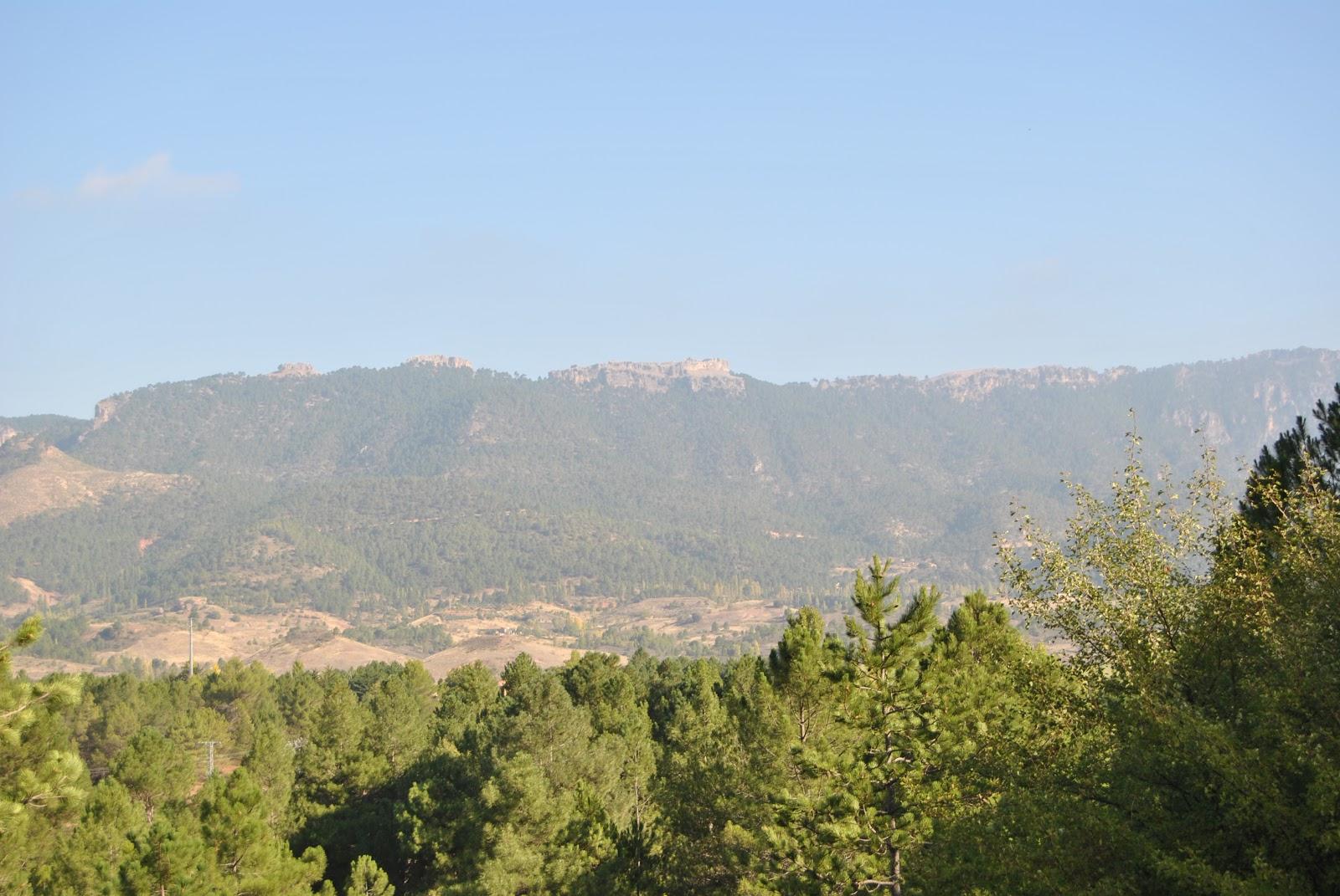Excursiones por el mundo ri par y la sierra del segura por el curso alto del rio mundo - Altos del toril ...