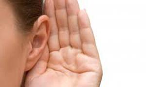 Gods stem verstaan betekent kijken met je oren en horen met je ogen