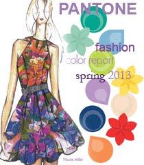 модерни цветове пролет-лято 2013