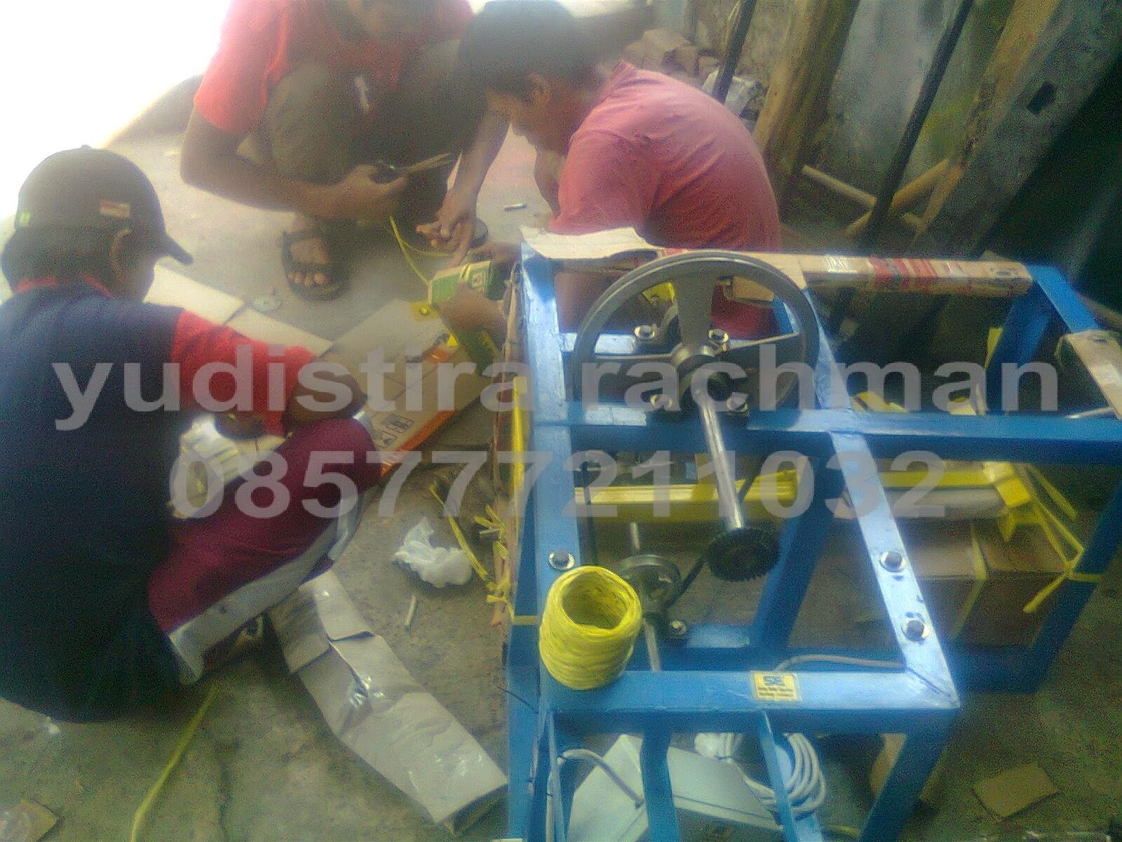 mesin gulung rafia Surabaya
