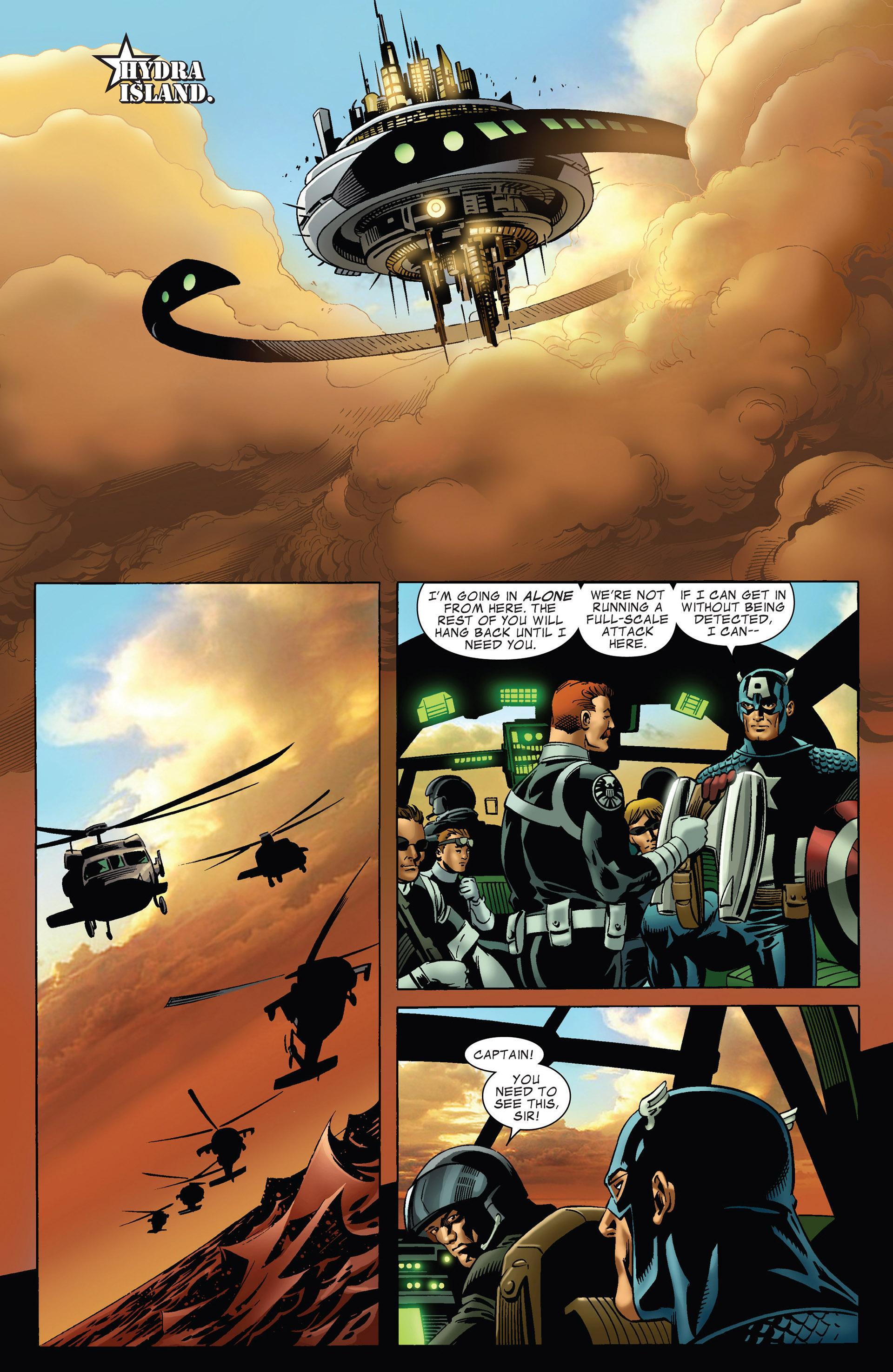 Captain America (2011) Issue #17 #17 - English 16
