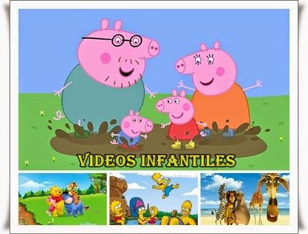VIDEOS INFANTILES