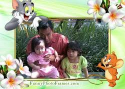 ayah,hana & yaya