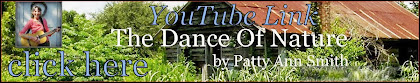 "Patty's ""Dance Of Nature"" on YouTube"
