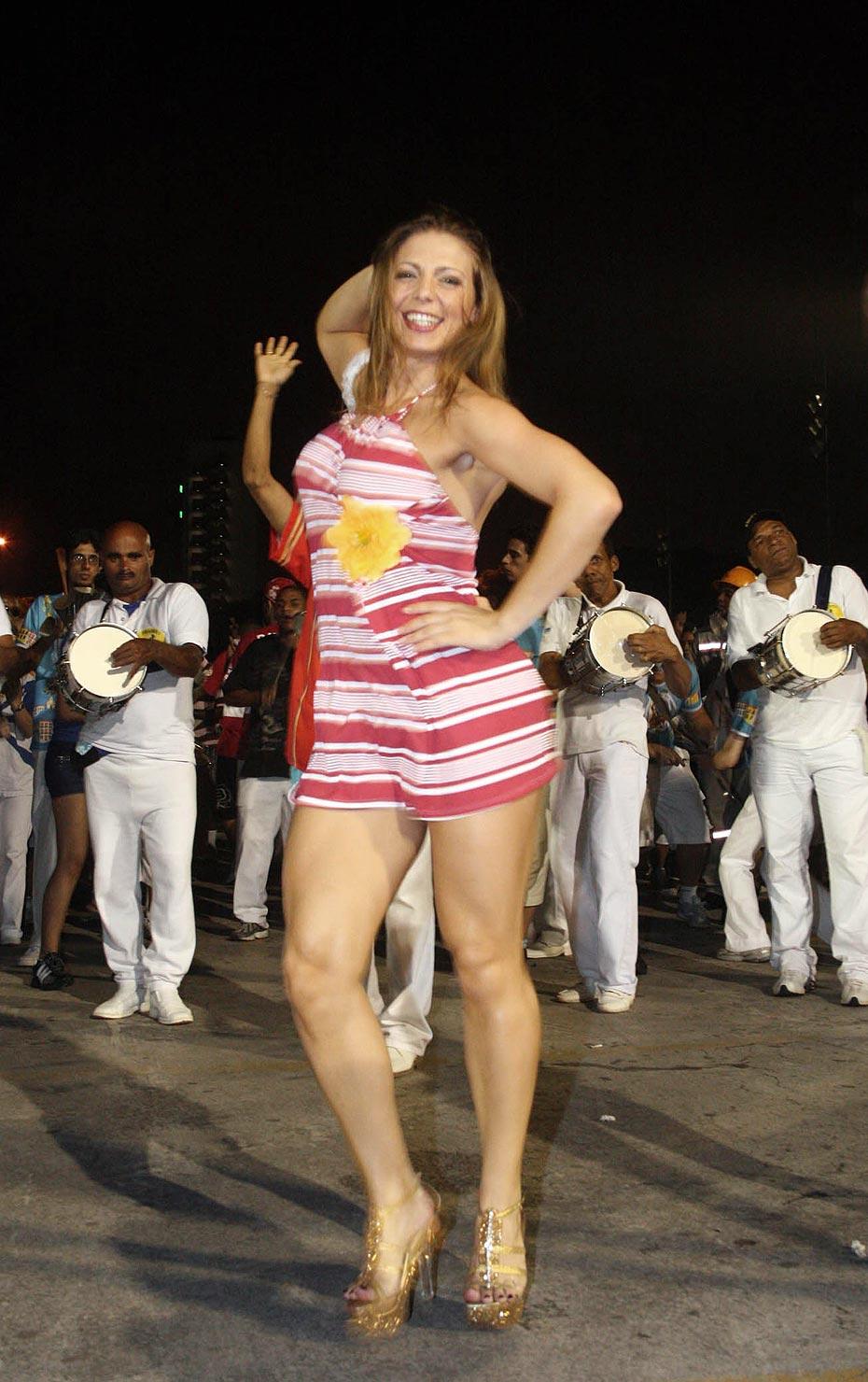 Carnival in Rio de Janeiro, Thatiana Pagung.