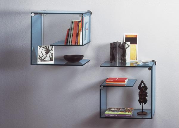 Decorative Wall Brackets for Glass Shelves
