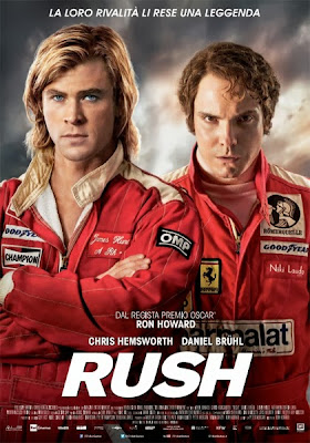 Rush, di Ron Howard, è un capolavoro da Oscar