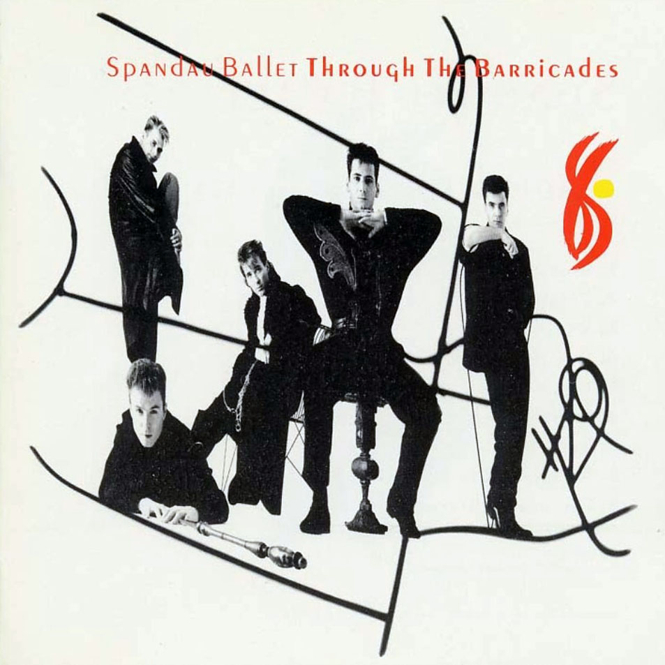 19 Spandau Ballet - Through The Barricades