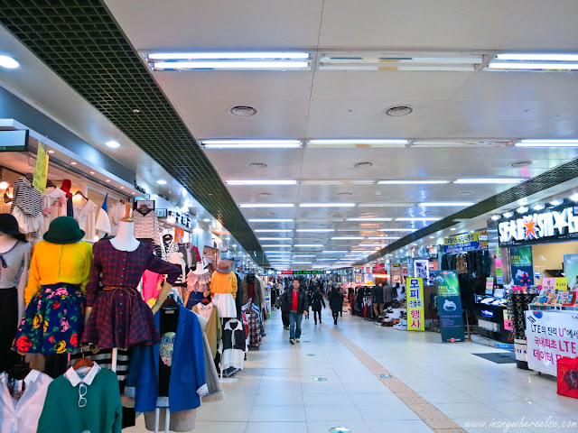 Yeongdeungpo Underground Shopping Mall