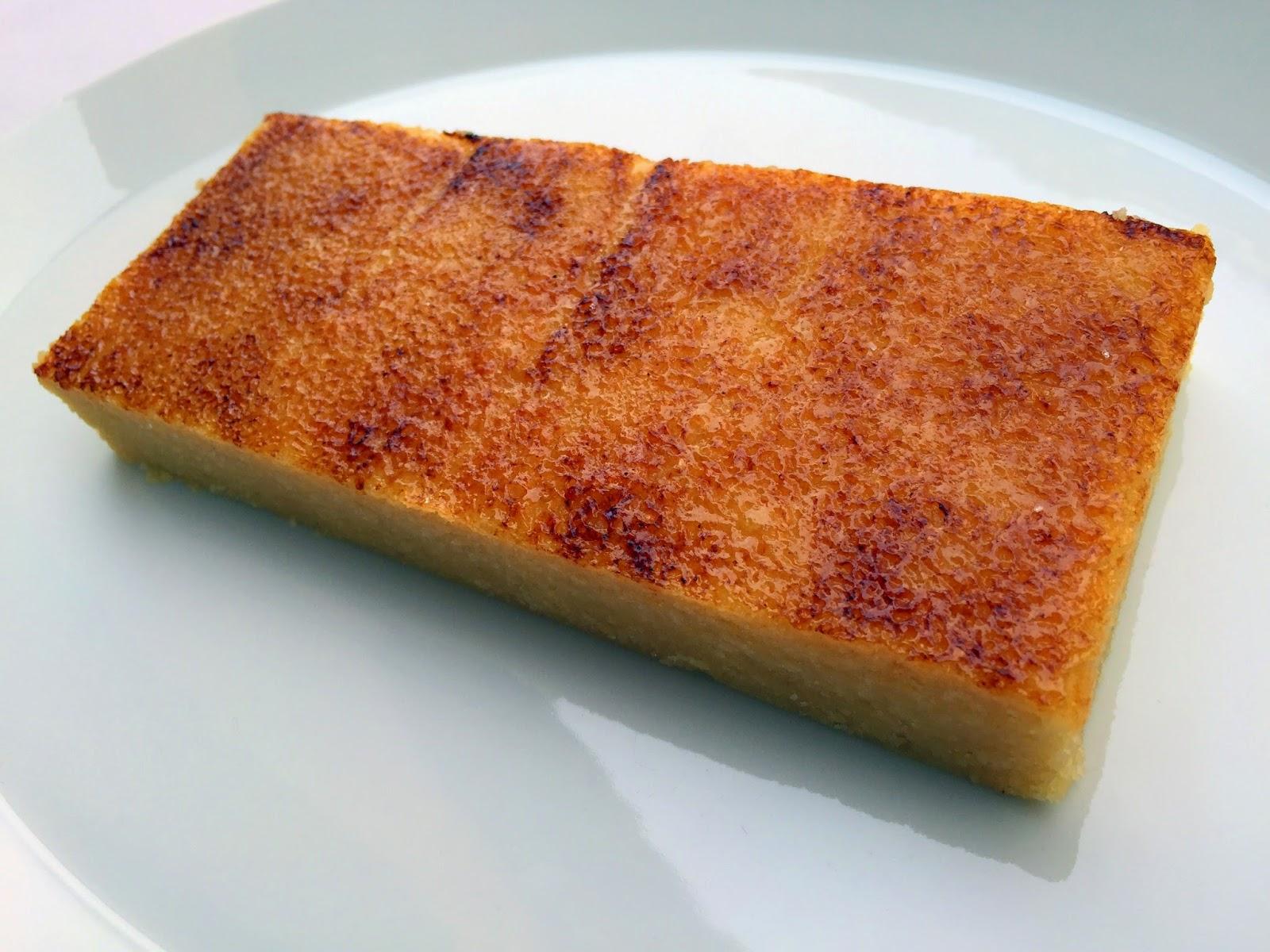 Turrón de Crema Catalana