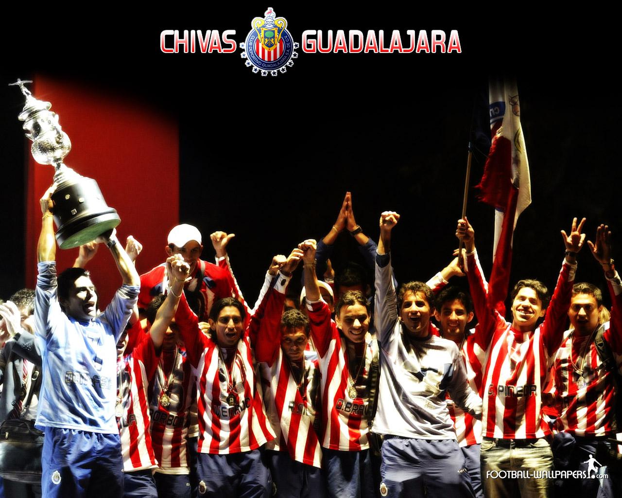 LAS CHIVAS RAYADAS DE GUADALAJARA EN BUSCA DE HACER LA AMÉRICA