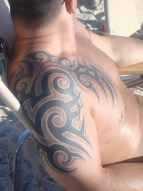 tribal tattoos -29