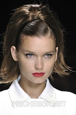 характеристика вечірніх зачісок