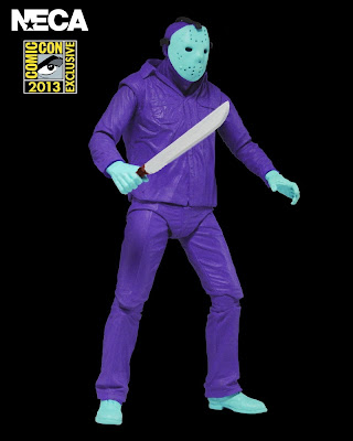 NECA Friday the 13th Jason Comic-Con SDCC 2013 Exclusive Figure
