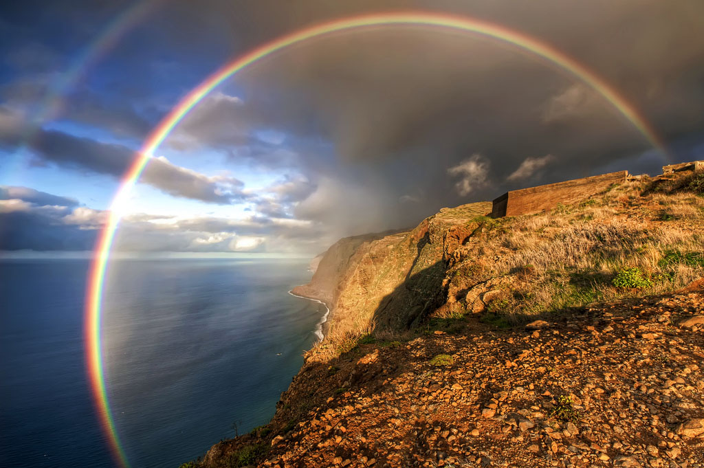 قوس القزح يغازل سطح المكتب/ Rainbow Flirts Desktop 5-rainbow-photo.jpg