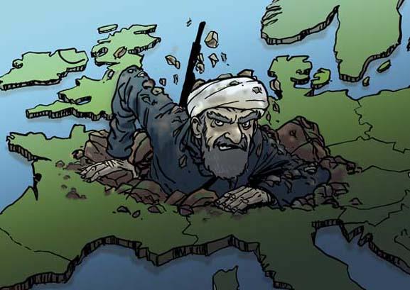 El preocupante avance del Islam en Europa