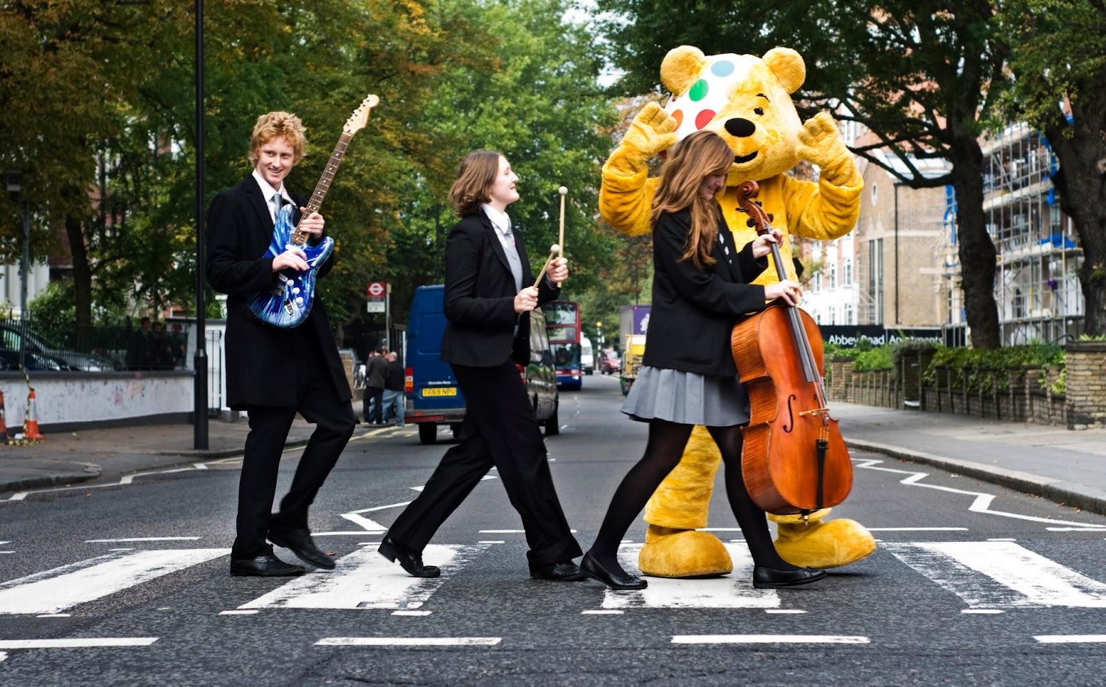 Abbey Road Crossing Garden Orto Pedonale Festival Degli Orti  # Muebles Tutto Pelle Guadalajara