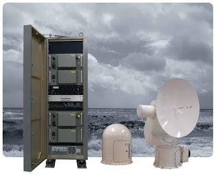 Корабельный канал связи 45 Мбит/с Model-S T серии