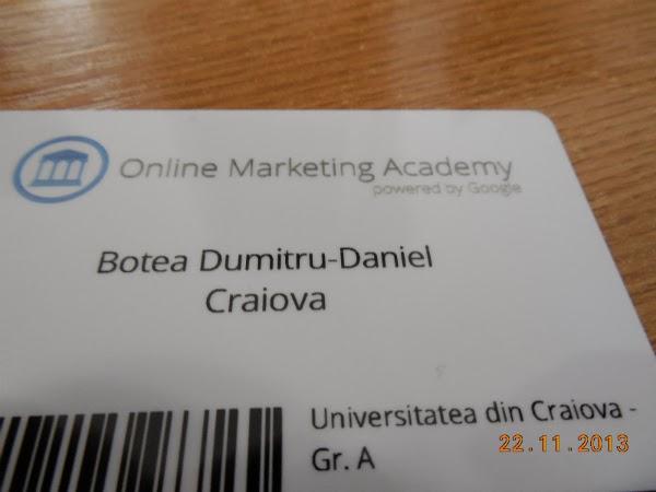 A fost OMA nr. 2 la Craiova