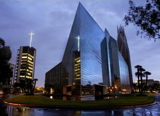 Sunlit Uplands Diocese Announces New Name For Crystal Cathedral