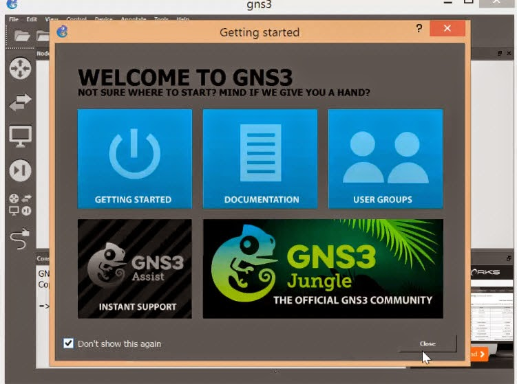 Cara Install dan Setting Mikrotik di GNS3 menggunakan VirtualBox – Pusat Pengetahuan