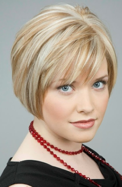 Short layered hairstyles - Short layered haircuts