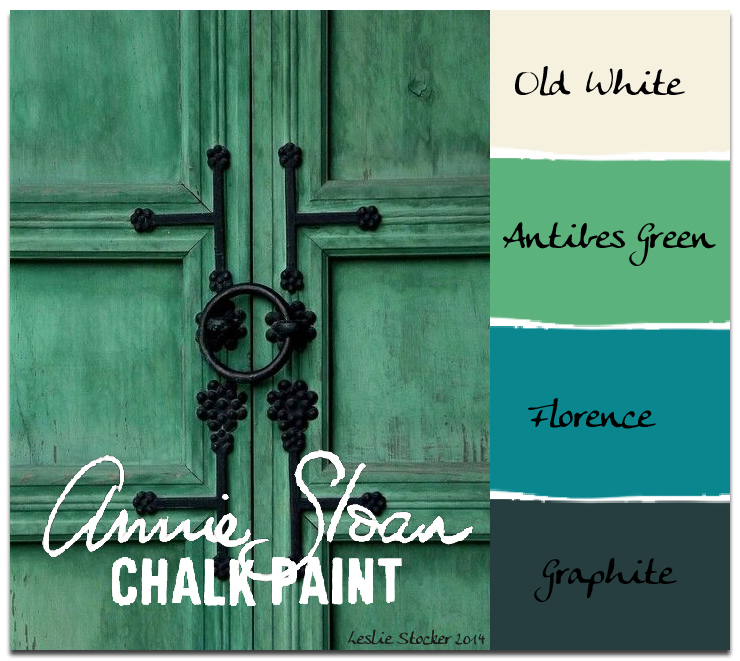 Colorways green with envy - How to mix emerald green paint ...