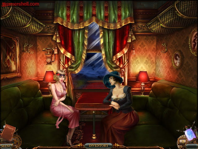 Voodoo Chronicles: The First Sign Collector's Edition Game screenshot 2